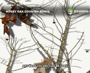 Country Roots Winter Camo