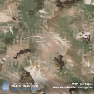 The Lupus (Wolf) transitional camouflage pattern is Orion Design Group's flagship design. Lupus was created to excel in a variety of environments.