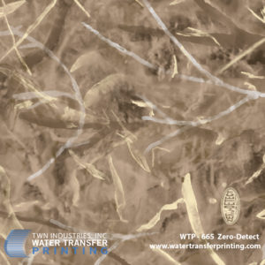 ZERO-DETECT Camo is a camouflage pattern that features different shades of the same color spread across the entire pattern. This allows light and shadows to define the aesthetic of the pattern in any given circumstance and eliminates your form in a wide array of environments.